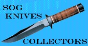 SOG Knives Collectors